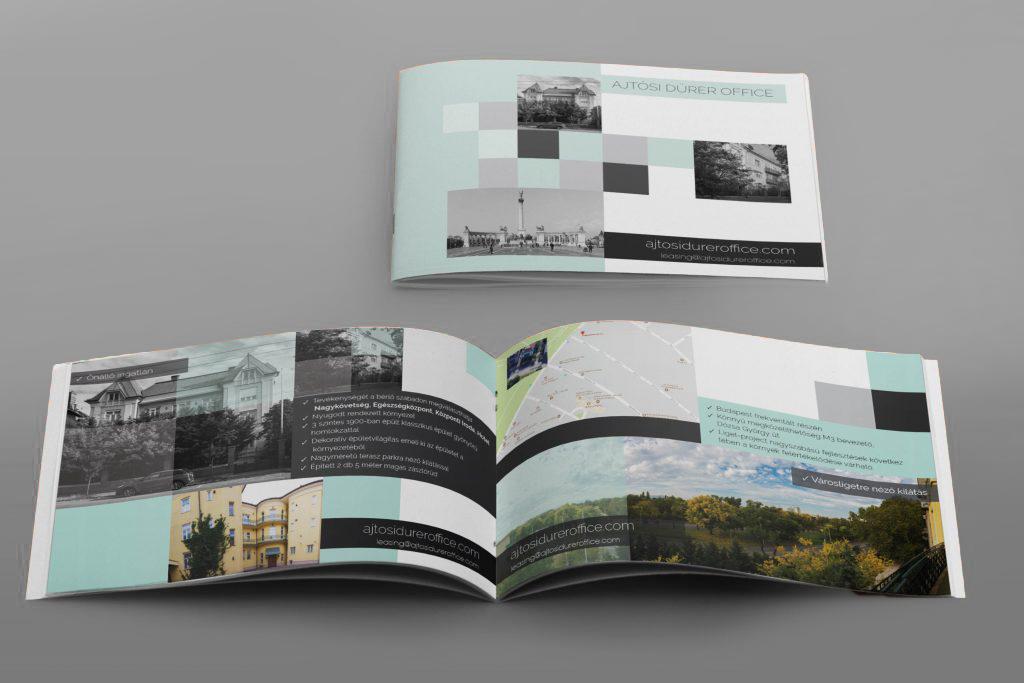 Ajtósi-Dürer-Office brossúrája