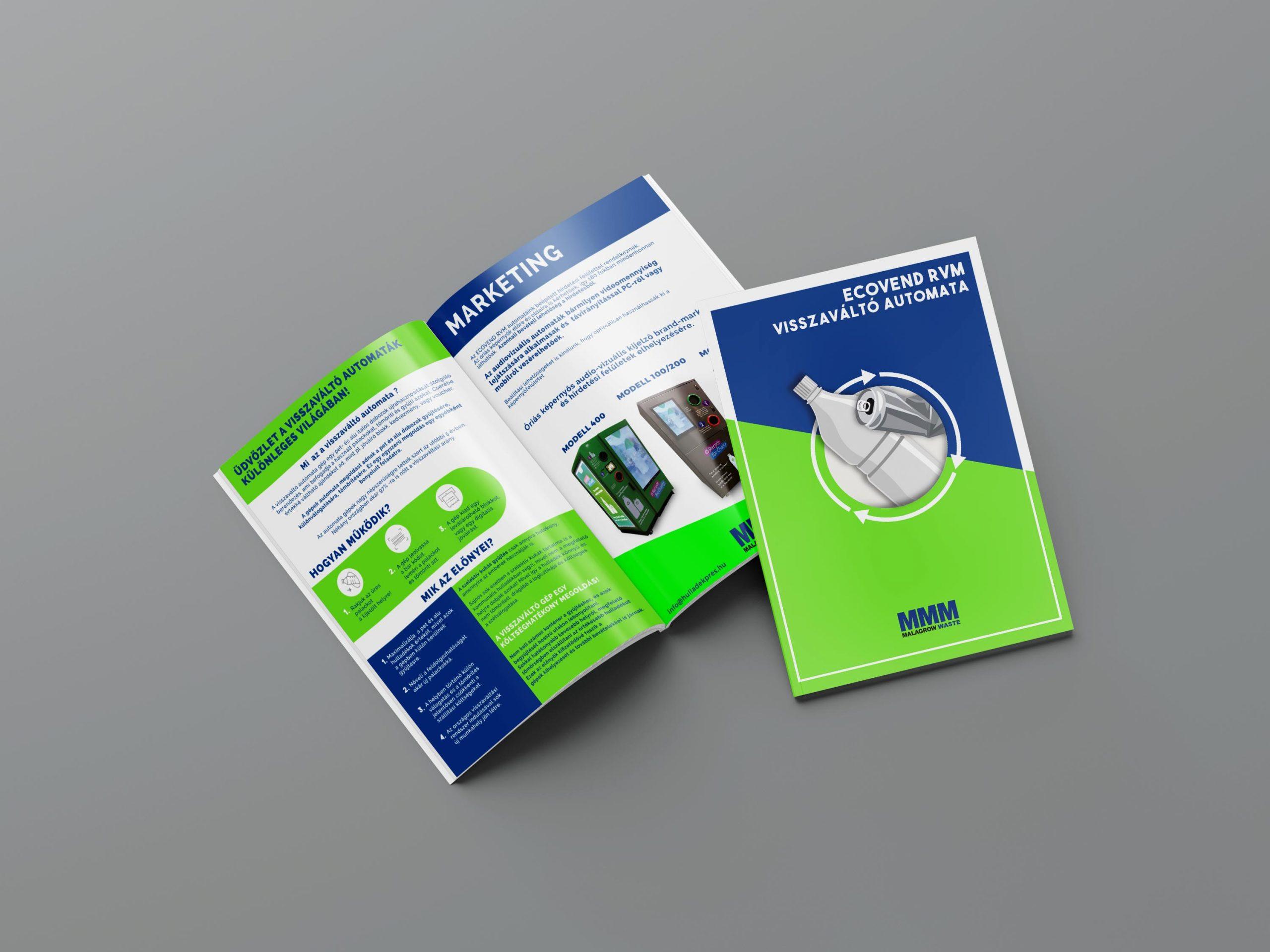 Malagrow Waste termék brossúra